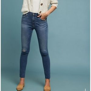 AG Adriano Goldschmied Farrah Skinny Jeans